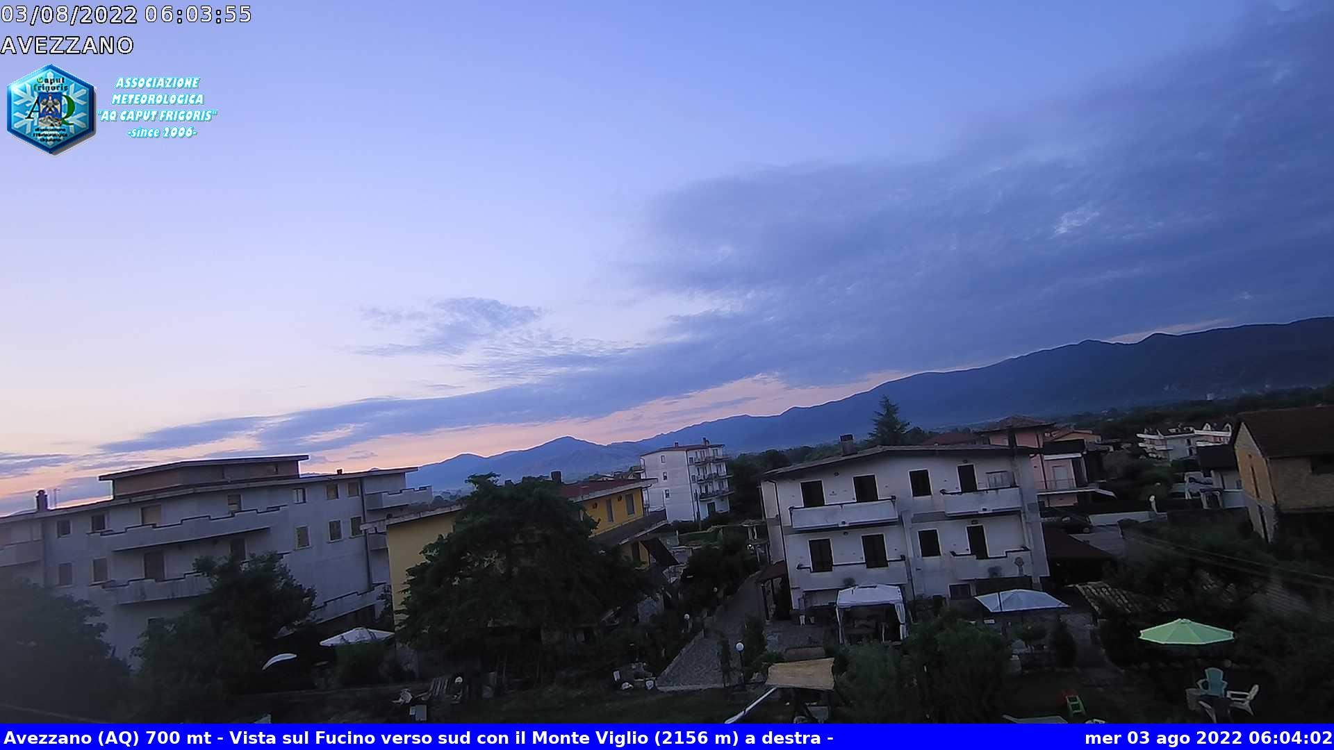 Webcam Avezzano(AQ)